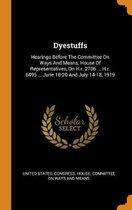 Dyestuffs