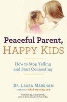 Omslag Peaceful Parent, Happy Kids
