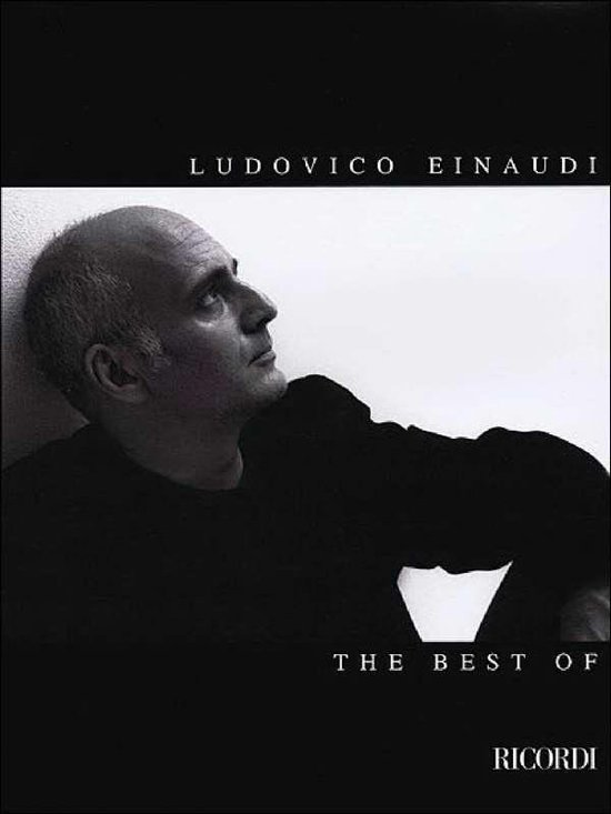 Boek cover The Best of Ludovico Einaudi van Ludovico Einaudi (Paperback)