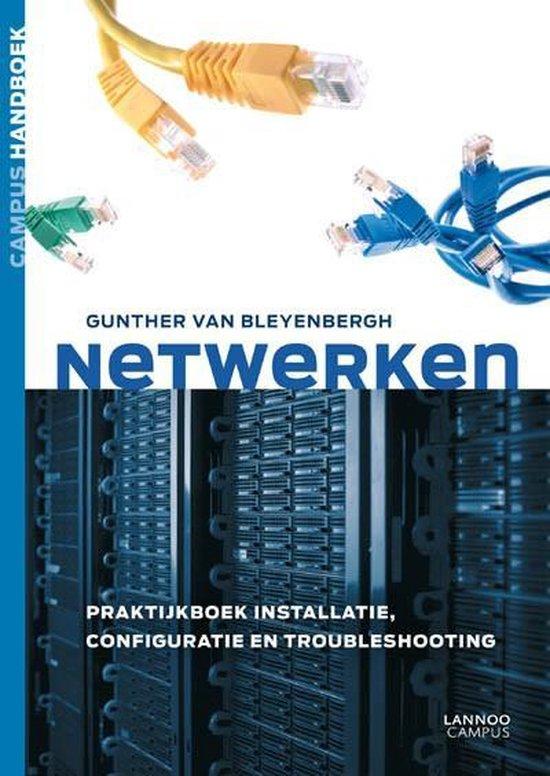 Cover van het boek 'Netwerken'