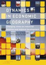 Boek cover Dynamics in economic geography van Oedzge Atzema