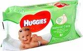 Huggies Babydoekjes Natural 56 Stuks