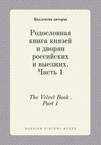 The Velvet Book . Part 1