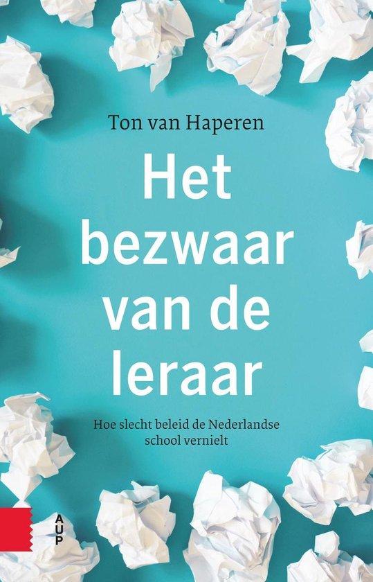 Het bezwaar van de leraar - Ton van Haperen |