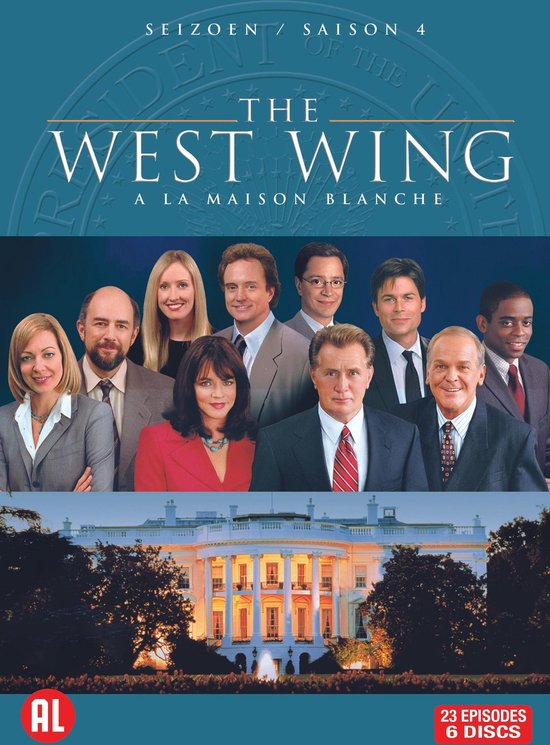 The West Wing - Seizoen 4