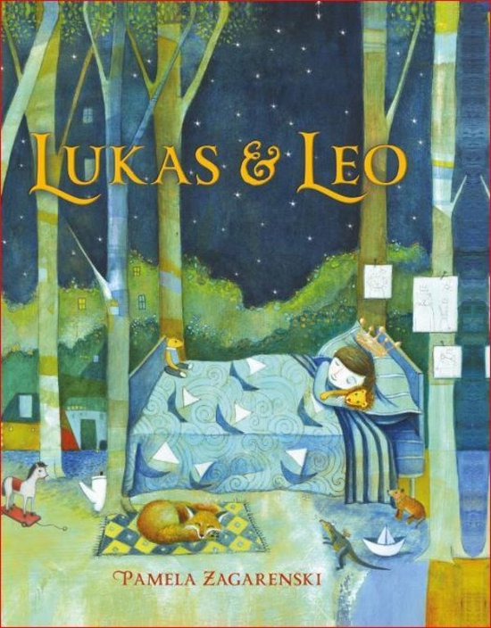 Lukas & Leo - Pamela Zagarenski |