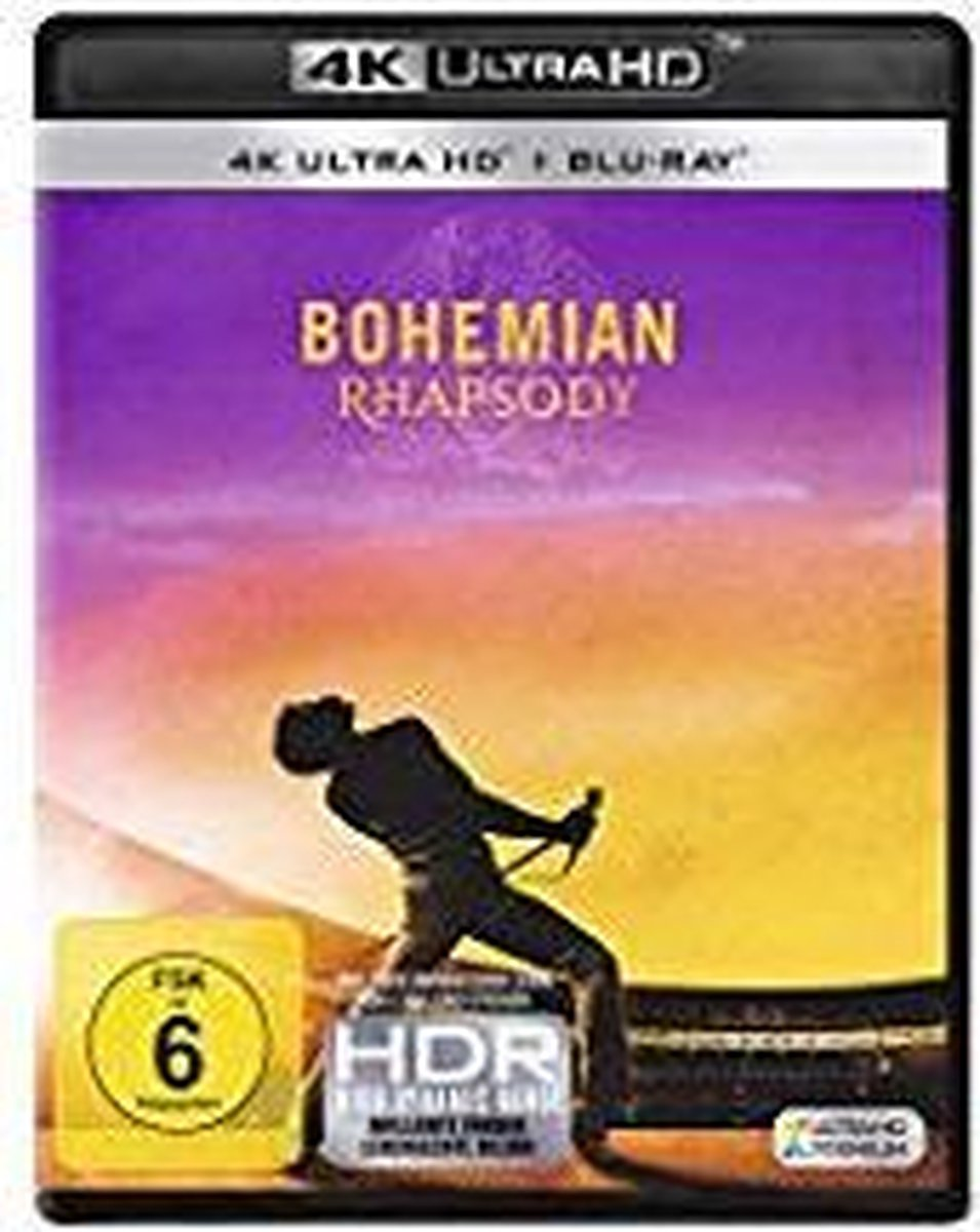 Bohemian Rhapsody (Ultra HD Blu-ray & Blu-ray)-
