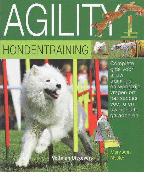 Agility Hondentraining - M.A. Hester  