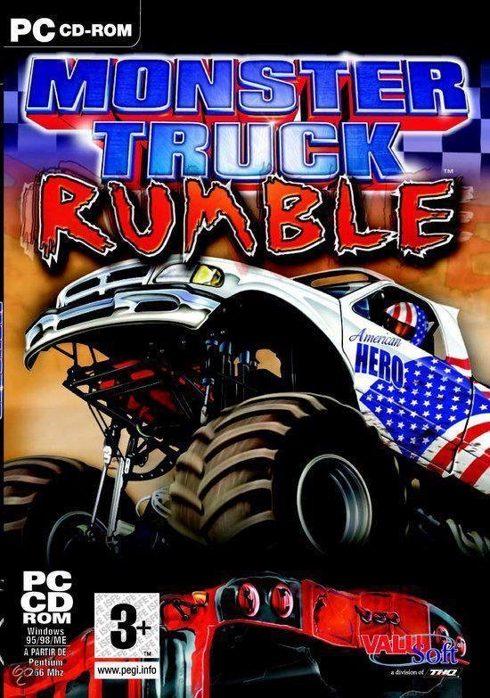 Monster Truck Rumble – Windows