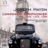 Joseph Haydn: Londoner Symphonien Nr. 102, 103, 104