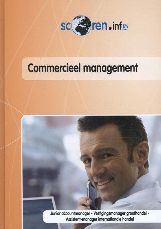 Commercieel management - J. van Baardwijk  