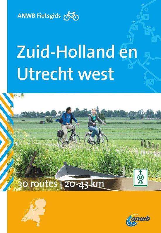 ANWB fietskaart 6 - Zuid-Holland en Utrecht West - Pim Verver | Readingchampions.org.uk