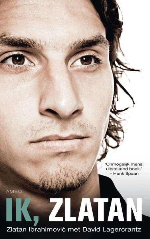 Ik, Zlatan - Zlatan Ibrahimovic |