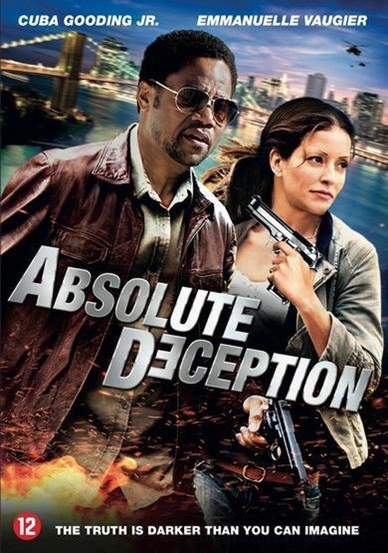 Cover van de film 'Absolute Deception'