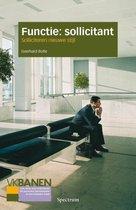 Boek cover Functie: sollicitant van Geerhard Bolte (Paperback)