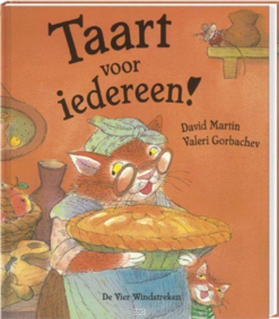 Een Vier Windstreken prentenboek - Taart voor Iedereen! - D. Martin |
