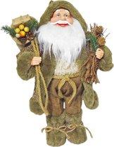 Europalms kerstdecoratie binnen - Rootman - 40cm