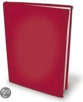 Benza Rekbare Boekenkaften - Rood A4
