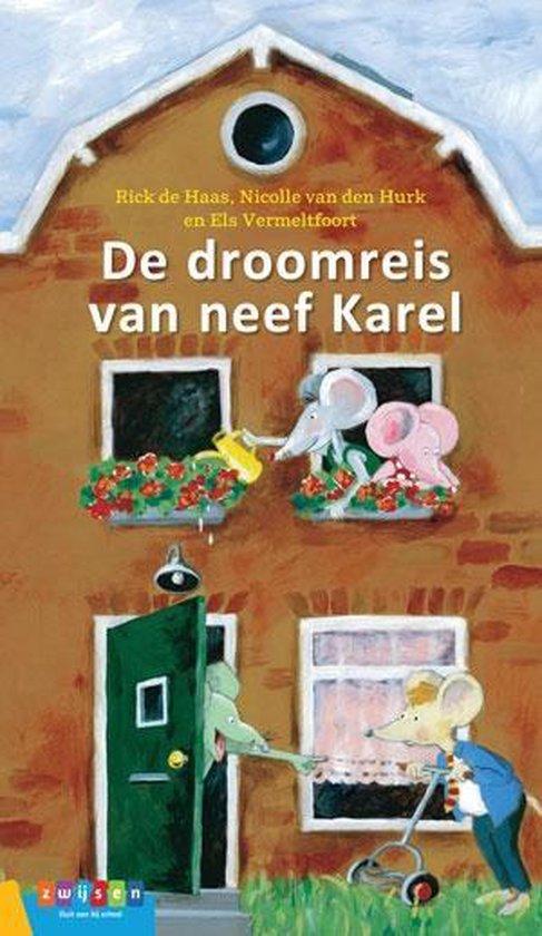 De droomreis van neef Karel - Rick de Haas  