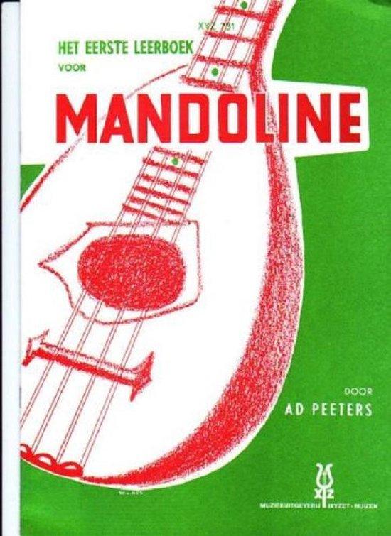 Mandoline Methode 1 - F. Peeters  