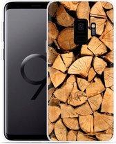 Galaxy S9 Hoesje Boomstammen