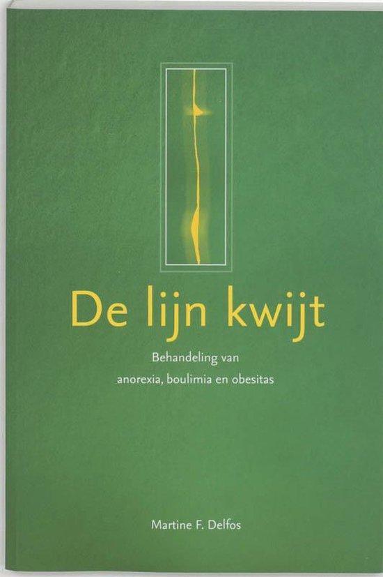 Cover van het boek 'De lijn kwijt / druk 1' van Martine Delfos