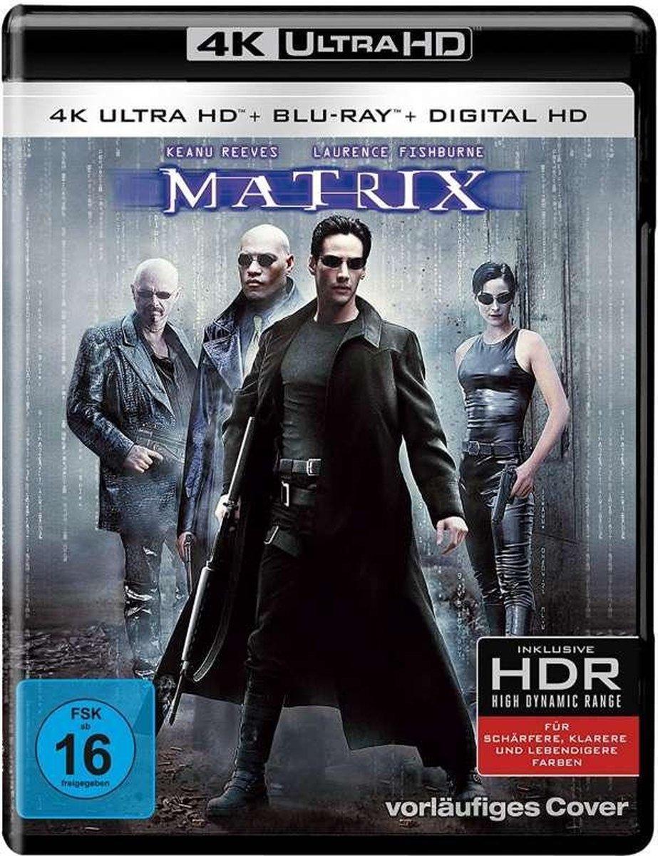 Matrix (Ultra HD Blu-ray & Blu-ray)-