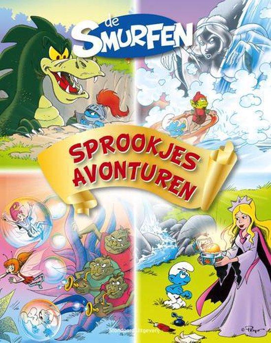 De Smurfen - Sprookjesavonturen - none | Readingchampions.org.uk