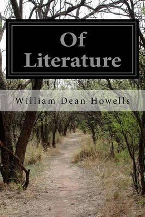 Of Literature