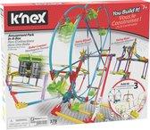 K'NEX Thrill Ride - Amusementenpark in een doos! - Bouwset