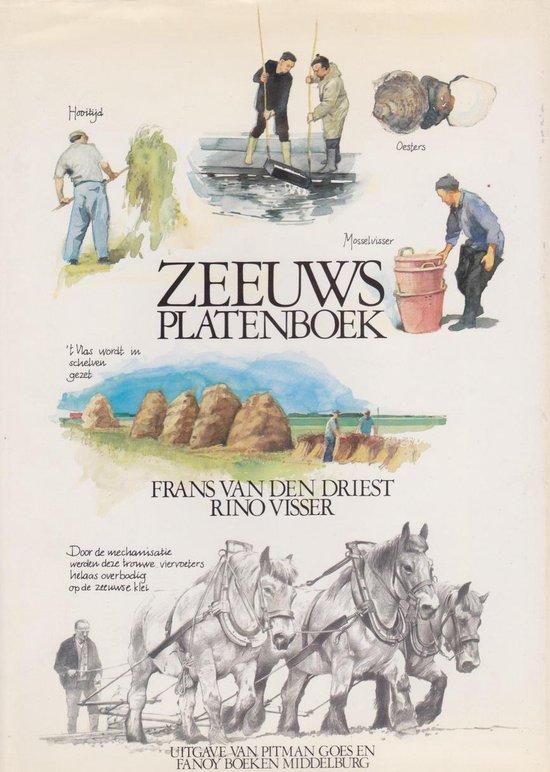 Zeeuws platenboek - Rino Visser pdf epub