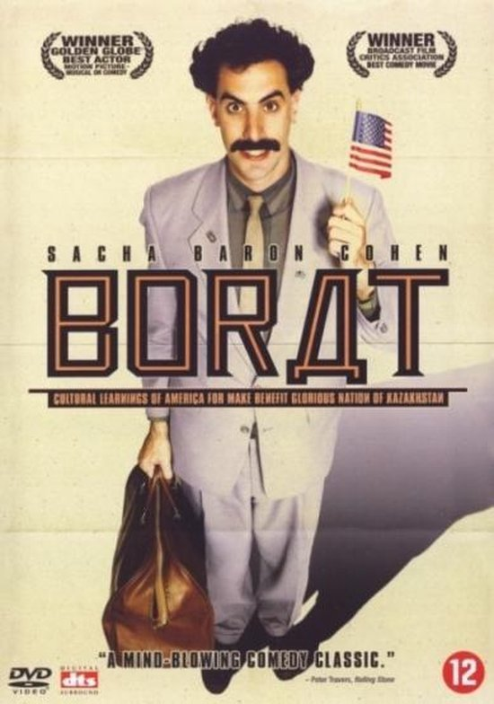 Cover van de film 'Borat'