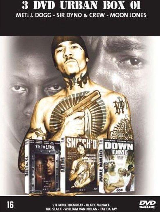 Cover van de film 'Urban Box 01'