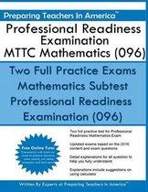 Professional Readiness Examination Mttc Mathematics (096)
