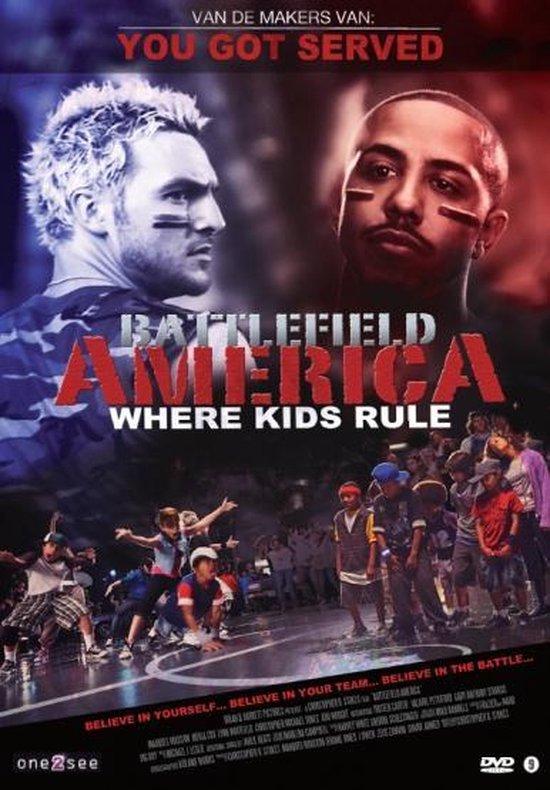 Cover van de film 'Battlefield America'