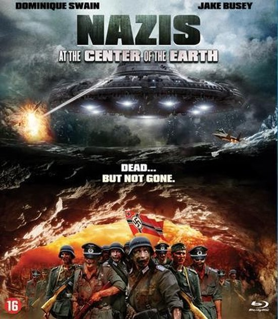 Cover van de film 'Nazis At The Centre Of The Earth'