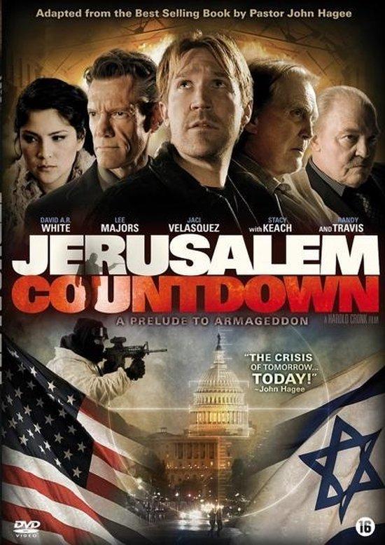 Cover van de film 'Jerusalem Countdown'