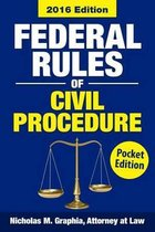 Federal Rules of Civil Procedure 2016, Pocket Edition