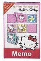 Hello Kitty Geheugenspel