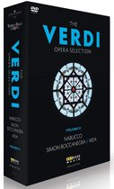 Verdi Box, Aida, Nabucco,Simon Bocc