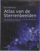 De complete atlas van de sterrenbeelden
