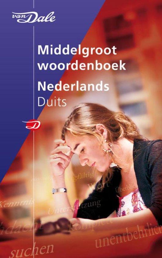 Woordenboek middelgroot Nederlands-Duits - none |