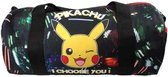 Trade Mark Collections Pokemon Barrel Bag