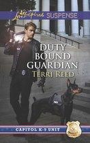 Omslag Duty Bound Guardian