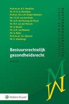 Boek cover Bestuursrechtelijk gezondheidsrecht van