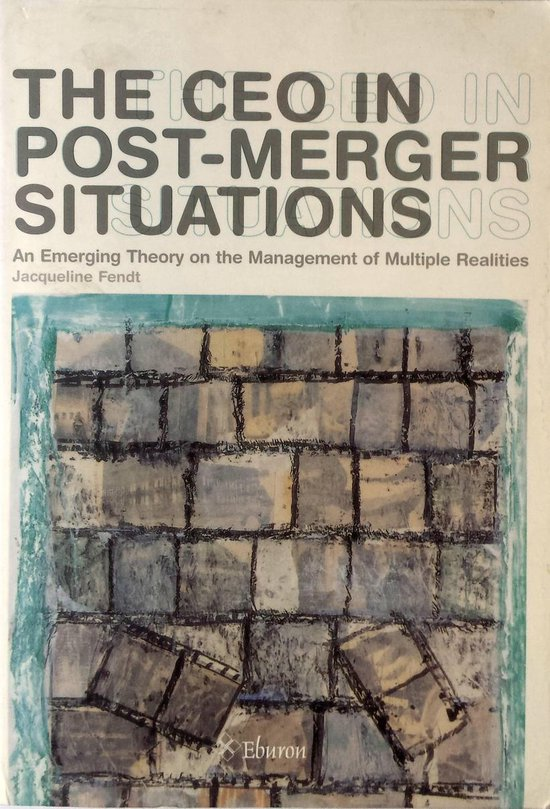 The CEO in post-merger situations - J. Fendt | Fthsonline.com