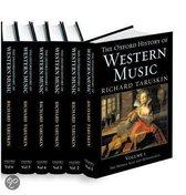 Afbeelding van The Oxford History Of Western Music