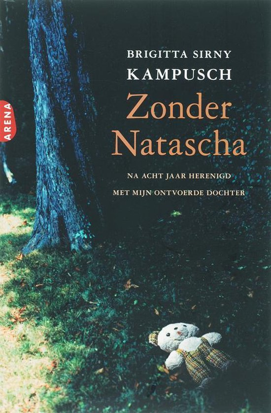 Boek cover Zonder Natascha van B. Sirny-Kampusch (Onbekend)