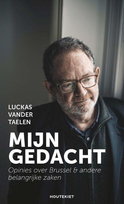 Mijn gedacht - Luckas Vander Taelen | Fthsonline.com