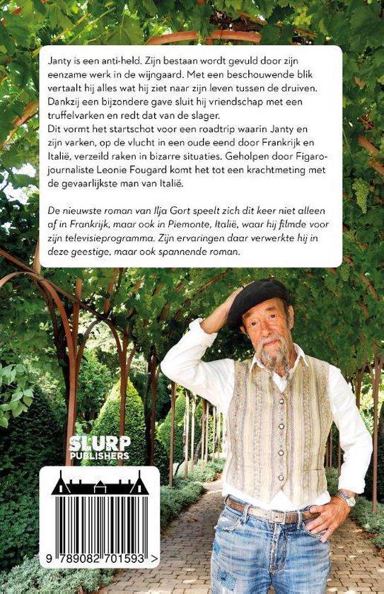 De druivenfluisteraar - Ilja Gort |